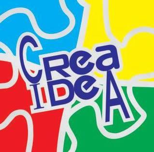 Logo de Creaidea - Niños con ideas en acción