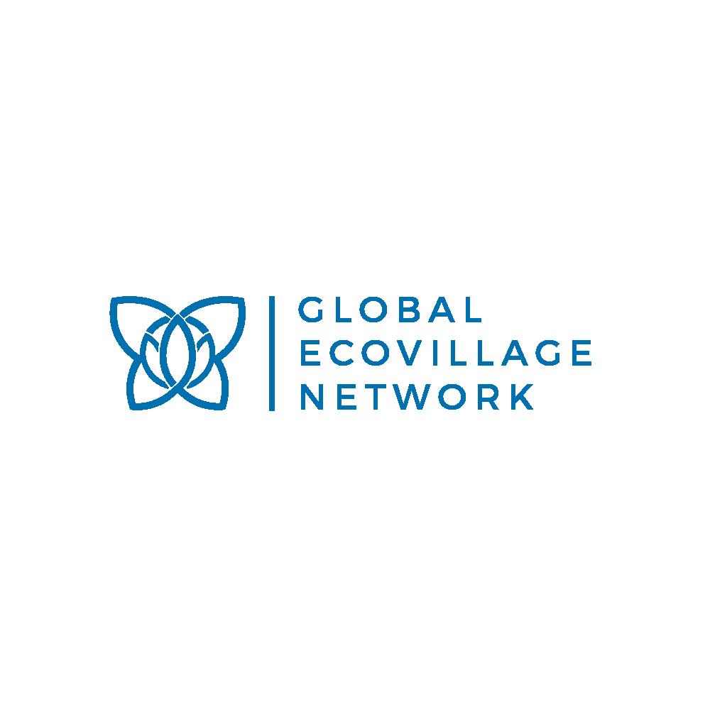 Logo of Global Ecovillage Network, International