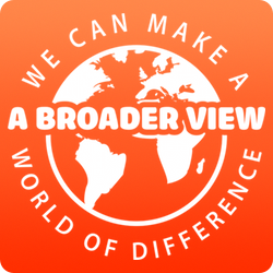 Logo of A Broader View Volunteers Corp