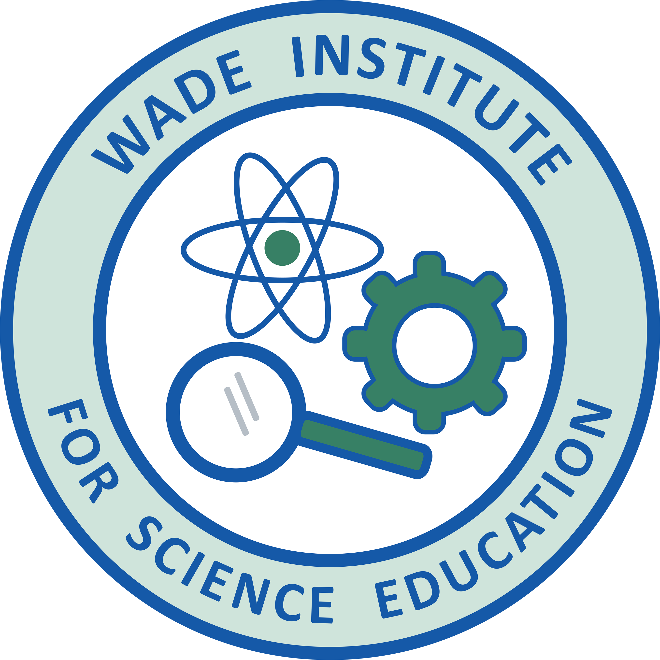 Logo of Wade Institute for Science Education (formerly MITS, Inc.)