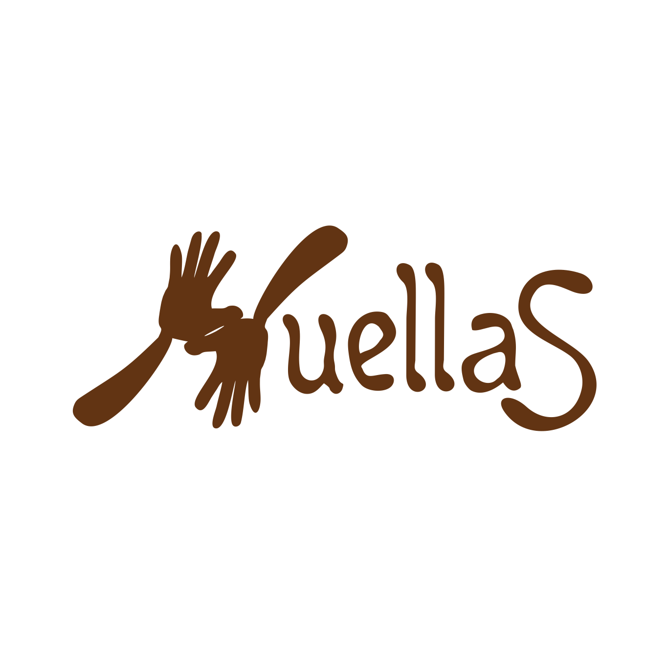 Logo of HUELLAS