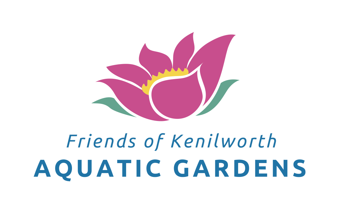 Logo of Friends of  Kenilworth Aquatic Gardens