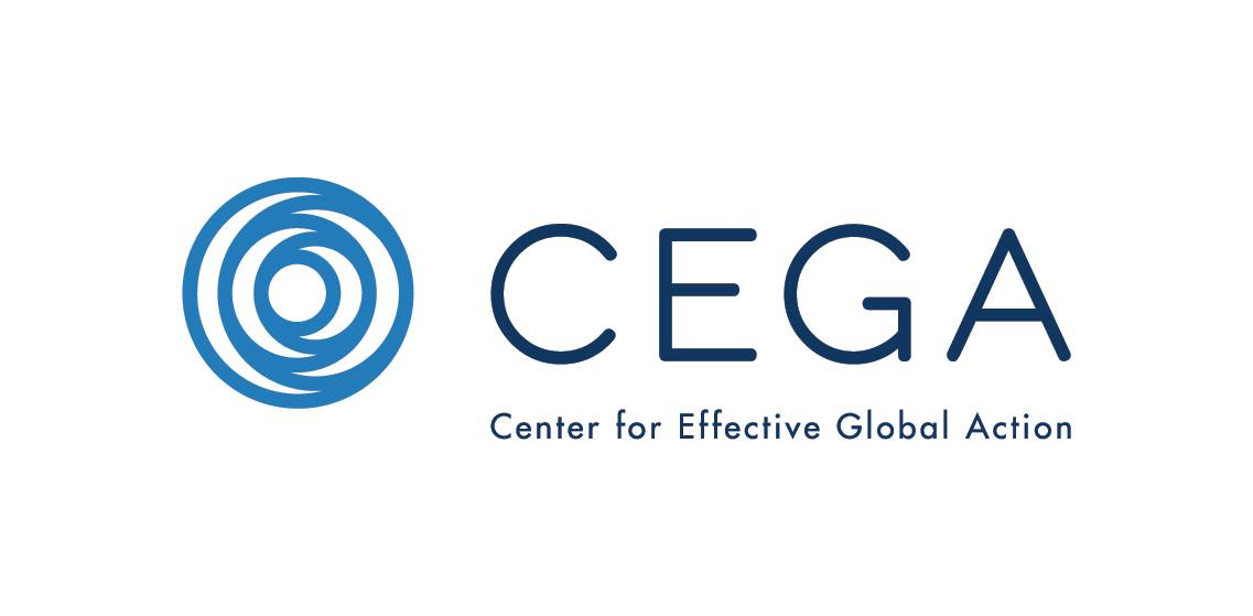 Logo of The Center for Effective Global Action (CEGA) at UC Berkeley