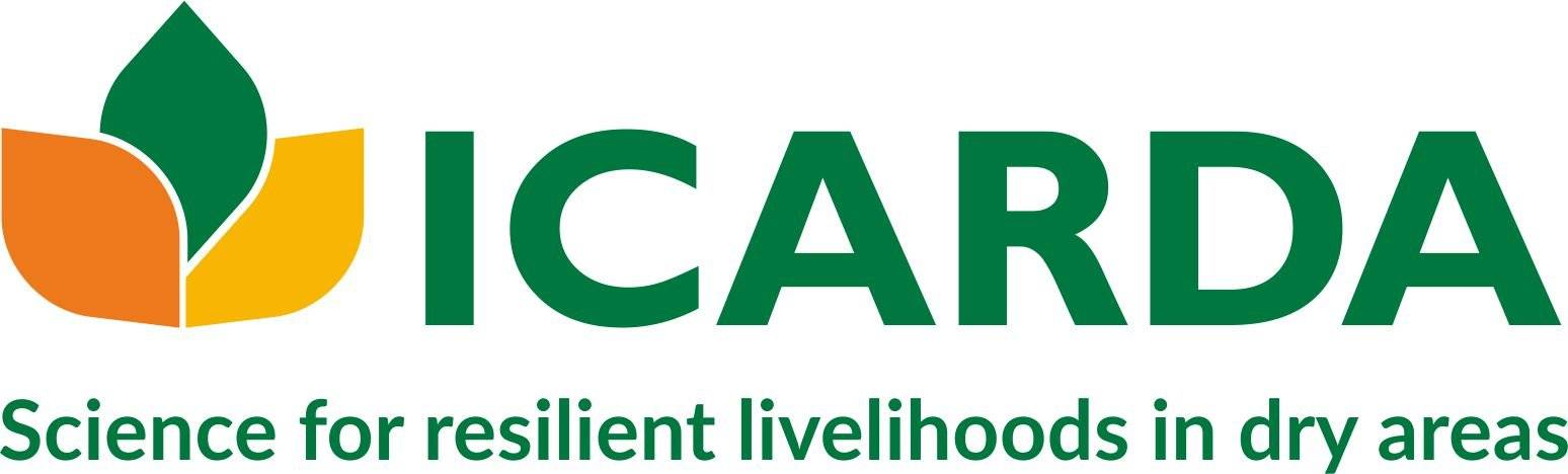 Logo of International Center for Agriculture Research in the Dry Areas