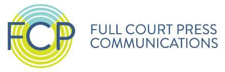 Logo of Full Court Press Communications