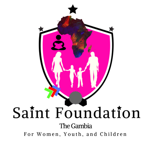 Logo de Saint Foundation Gambia