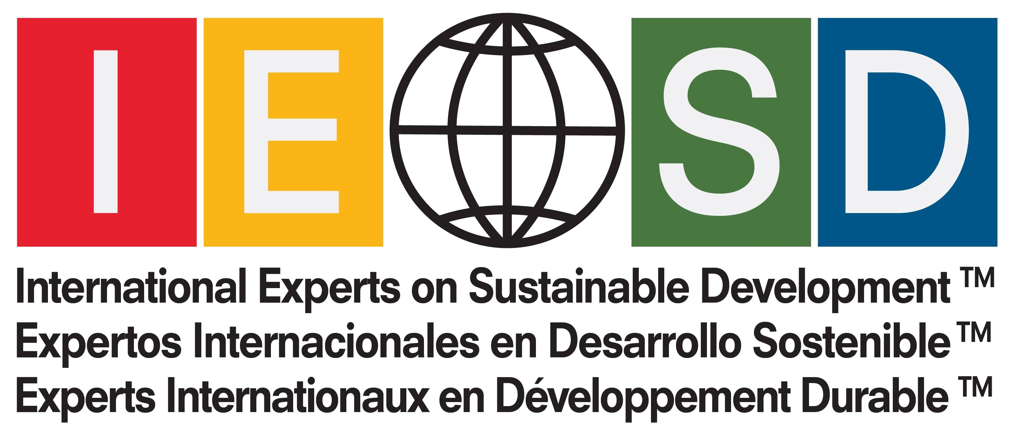 Logo of International Experts on Sustainable Development (IESD) (formerly Transcarbon International)