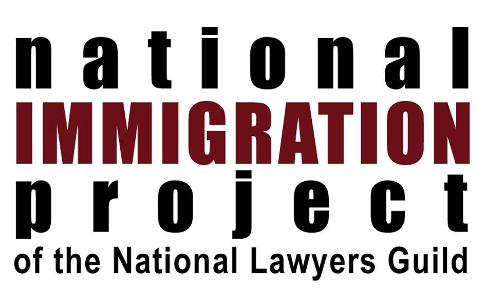 Logo of National Immigration Project of the National Lawyers Guild