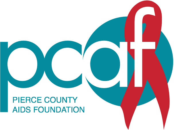 Logo of Pierce County AIDS Foundation