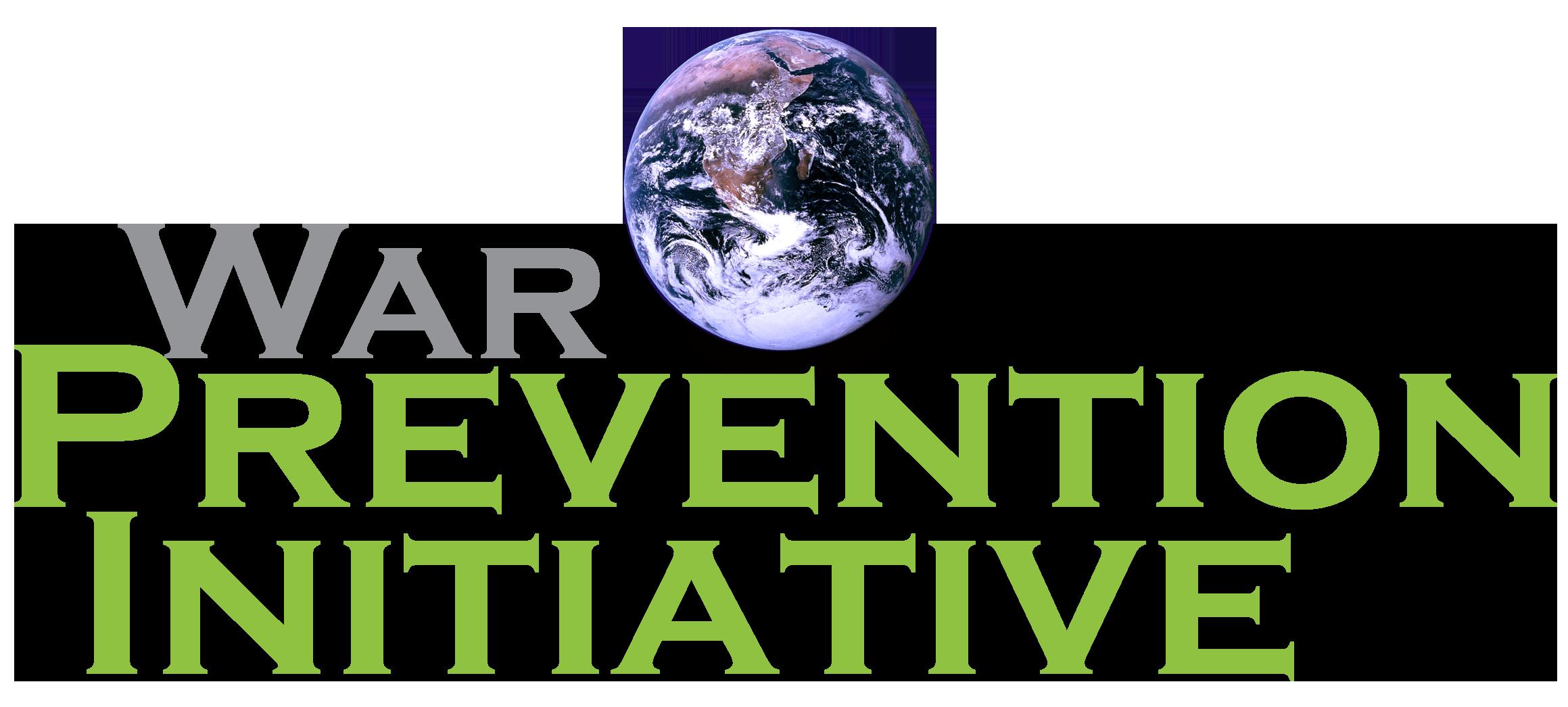Logo of War Prevention Initiative