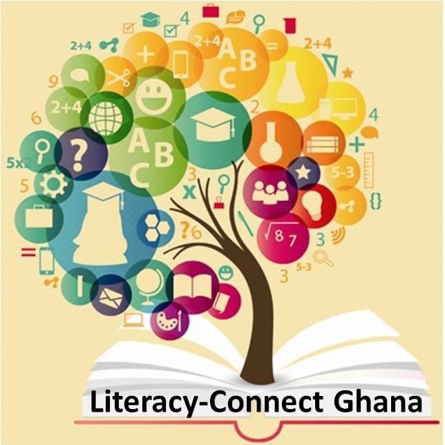 Logo of Literacy-Connect Ghana