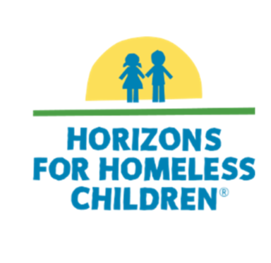 Logo of Horizons for Homeless Children - Northeast Region