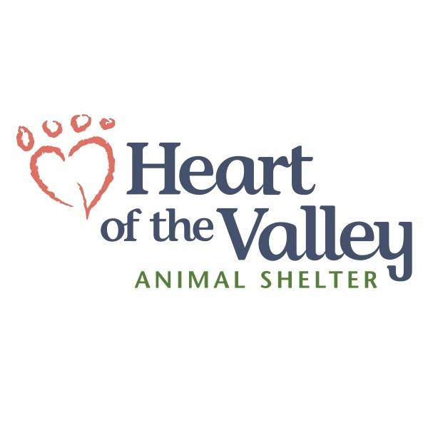 Logo of Heart of the Valley Animal Shelter