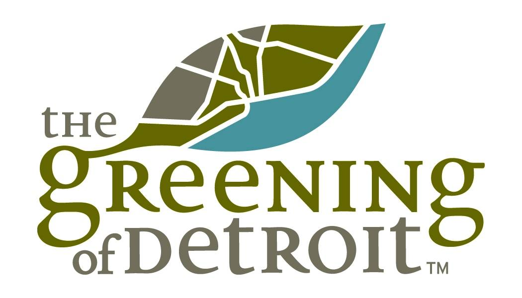 Logo of The Greening of Detroit