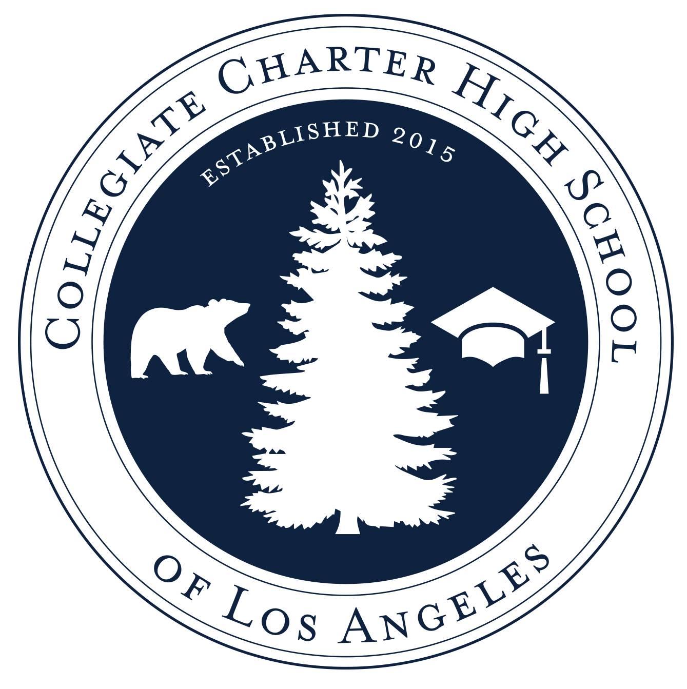 Logo of Collegiate Charter High School of Los Angeles
