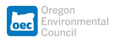 Logo of Oregon Environmental Council