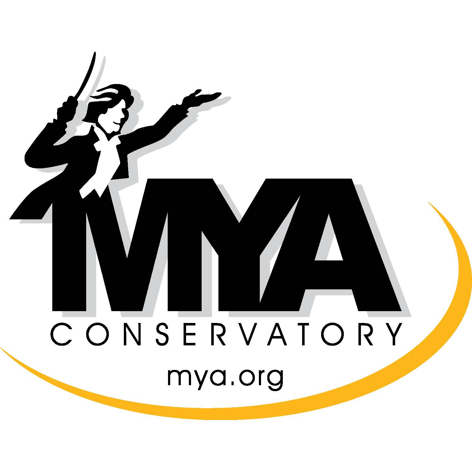 Logo of Midwest Young Artists Conservatory