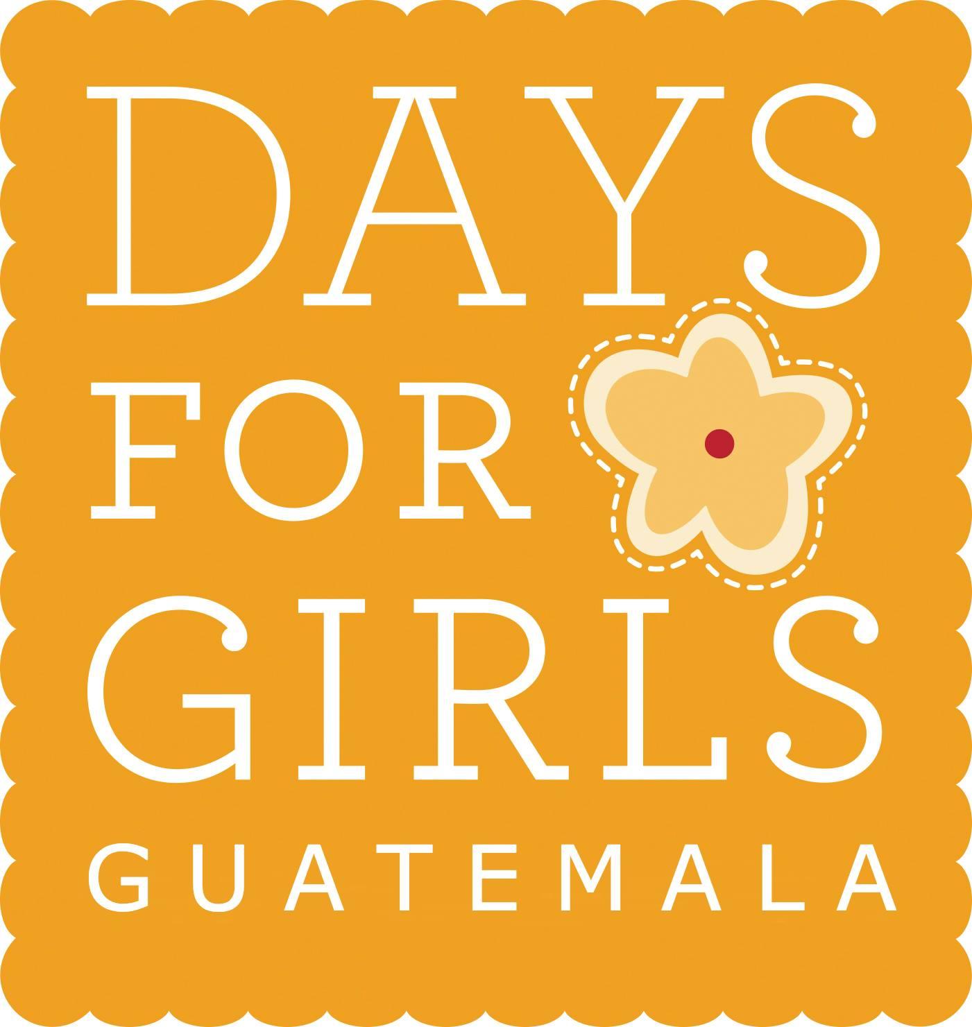 Logo of Days for Girls Guatemala