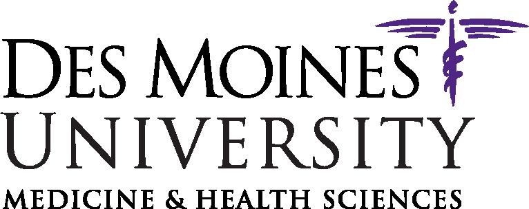 Logo of Des Moines University