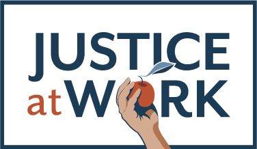 Logo of Justice at Work (Formerly Friends of Farmworkers)