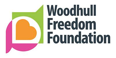 Logo of Woodhull Freedom Foundation
