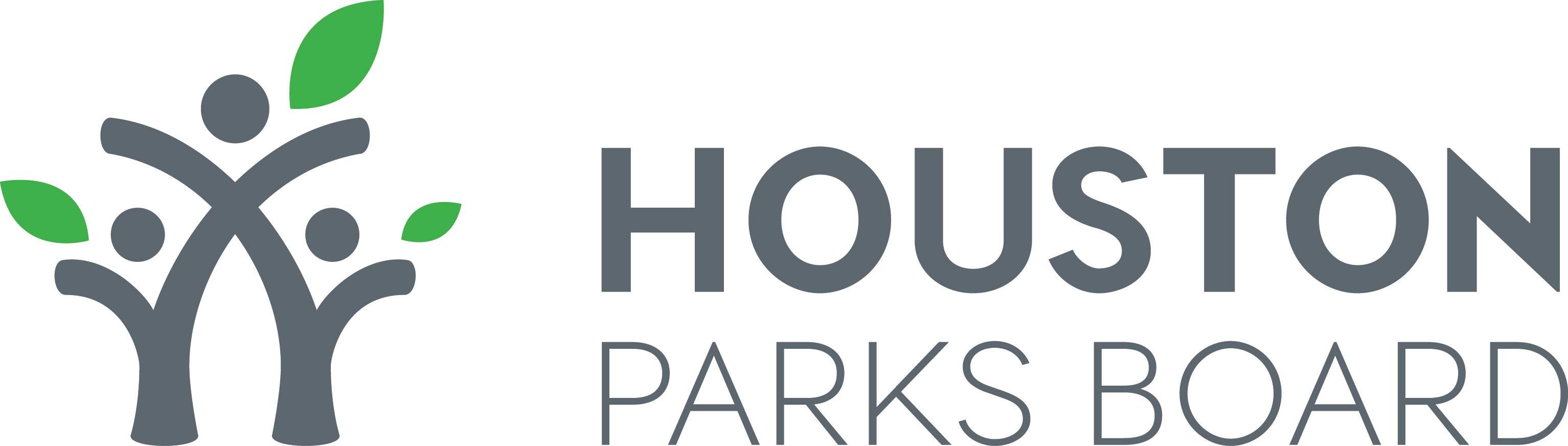 Logo of Houston Parks Board