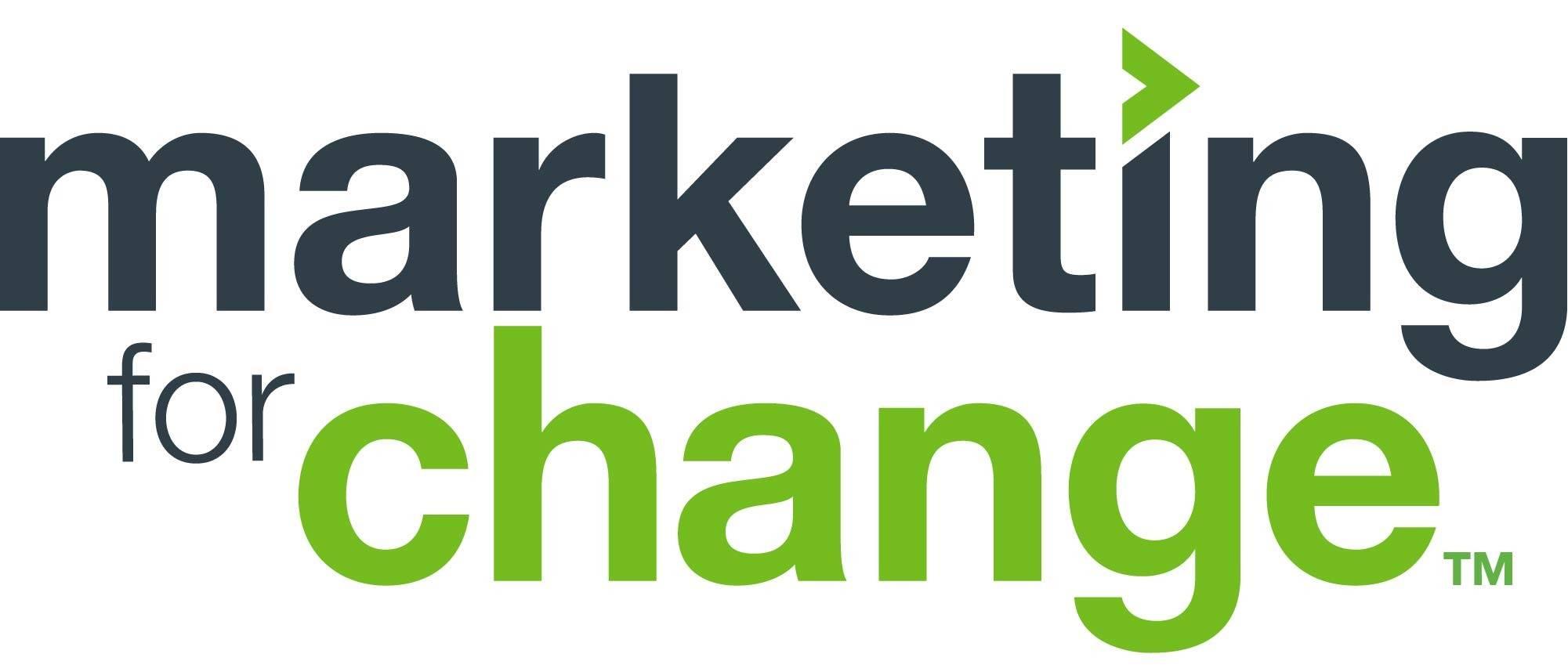 Logo de Marketing for Change