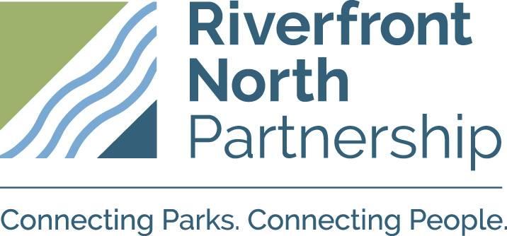 Logo of Riverfront North Partnership