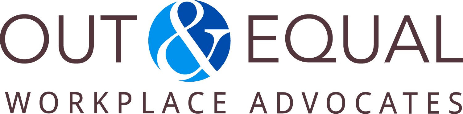 Logo of Out & Equal Workplace Advocates