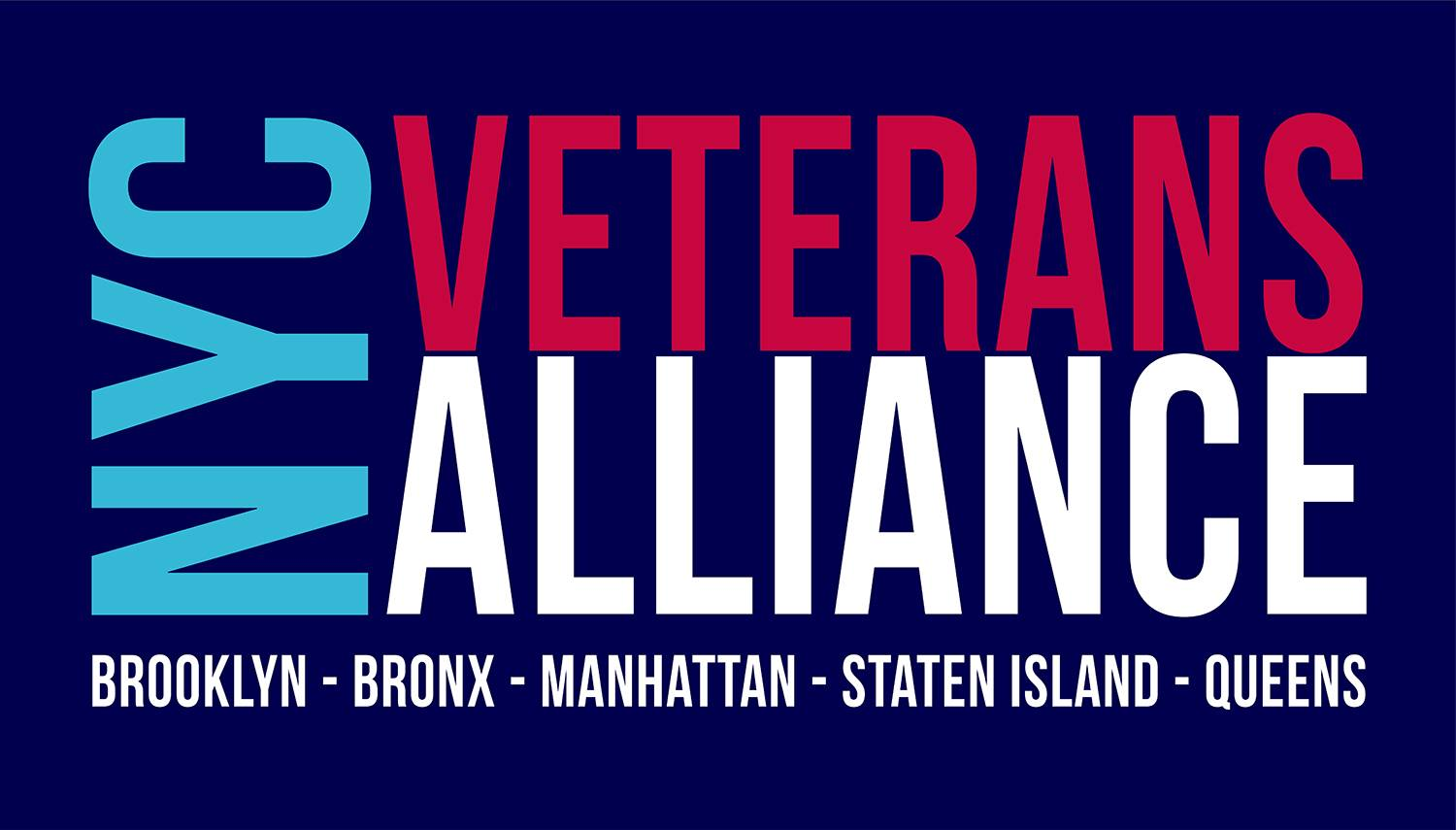 Logo de NYC Veterans Alliance