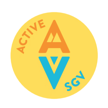 Logo of Active San Gabriel Valley