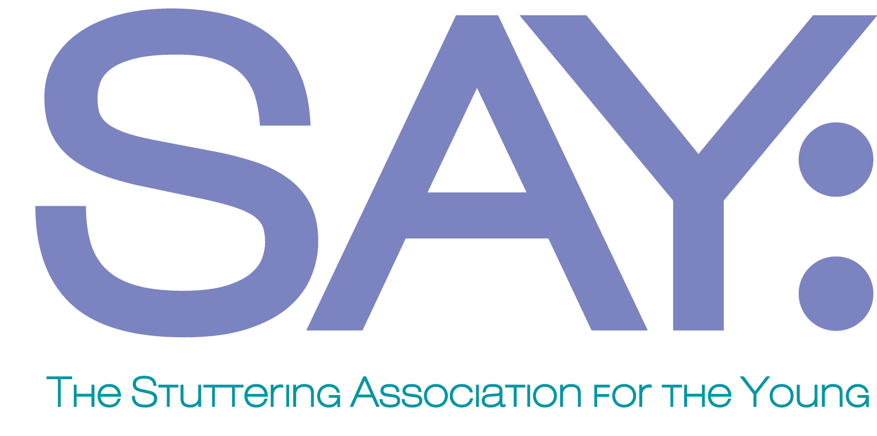 Logo of The Stuttering Association for the Young