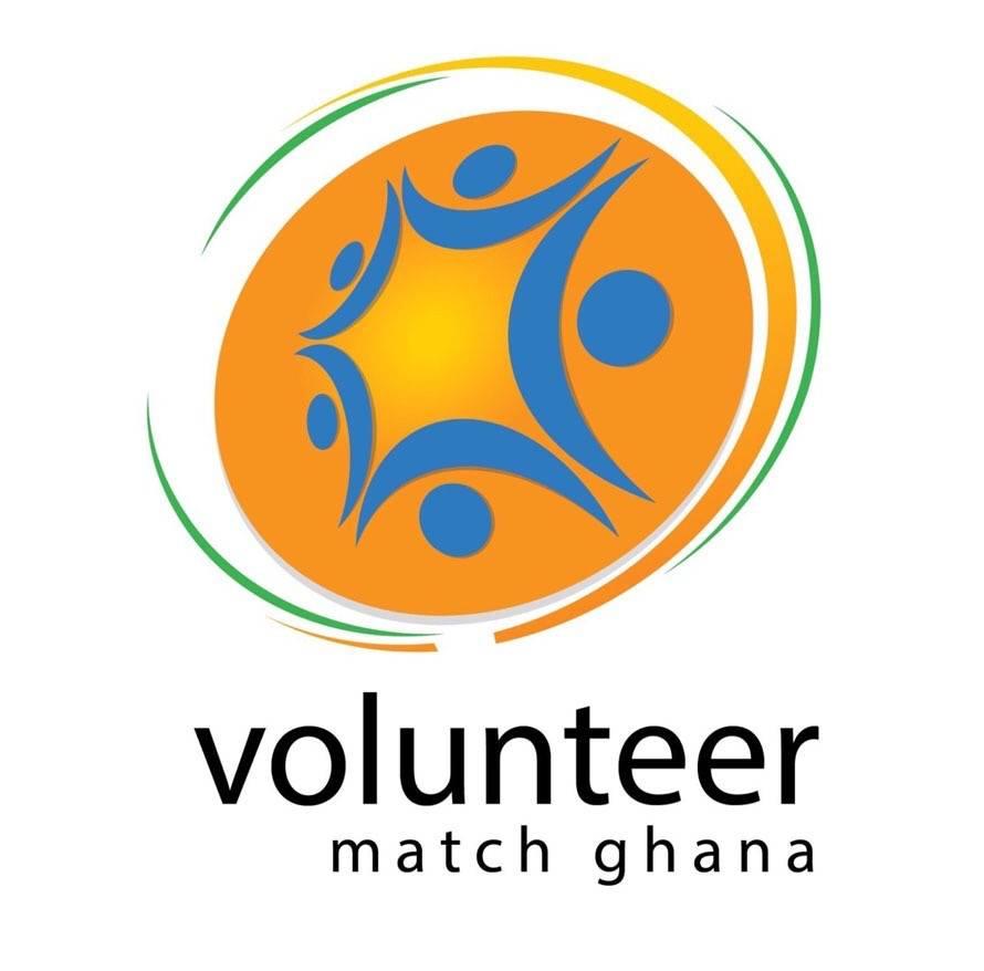Logo of VOLUNTEERMATCH GHANA