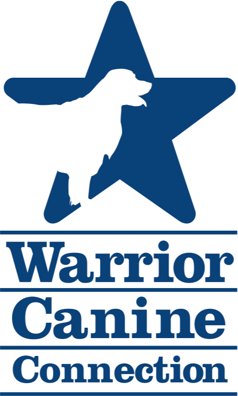 Logo of Warrior Canine Connection