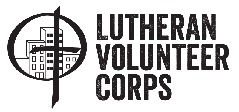 Logo of Lutheran Volunteer Corps