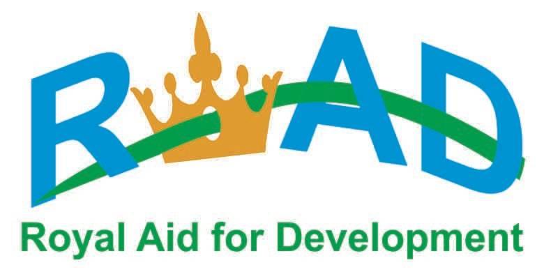 Logo of Royal Aid for Development