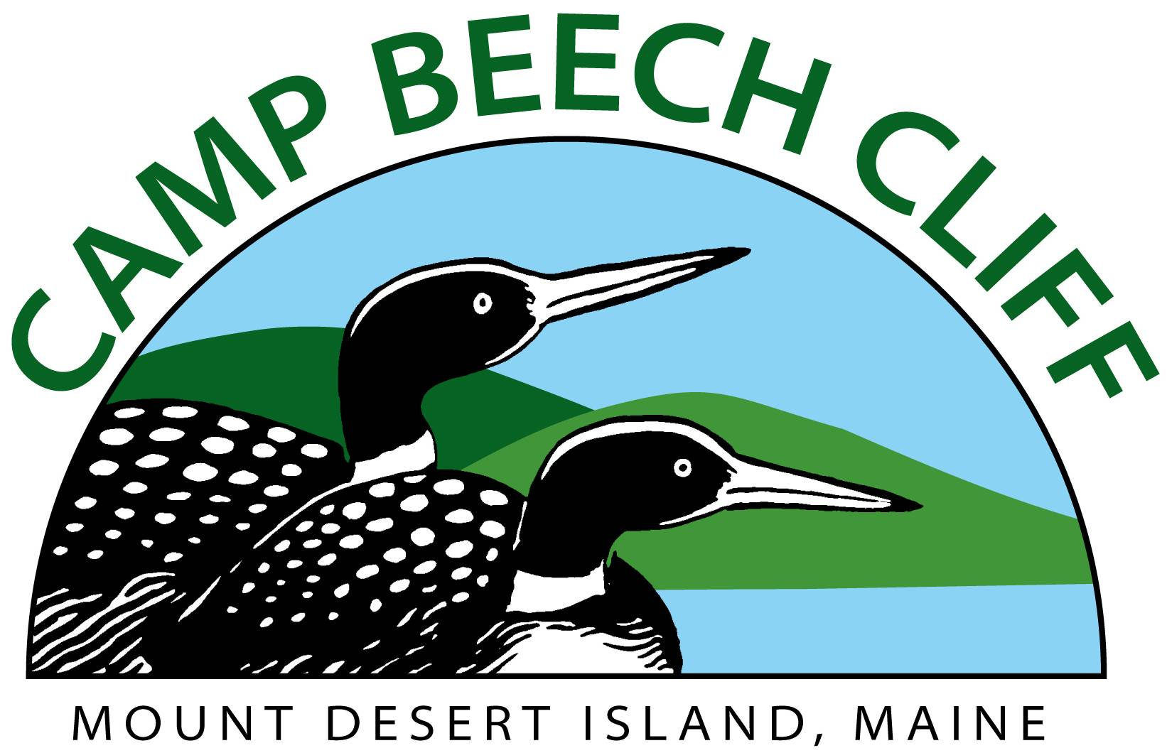 Logo of Camp Beech Cliff