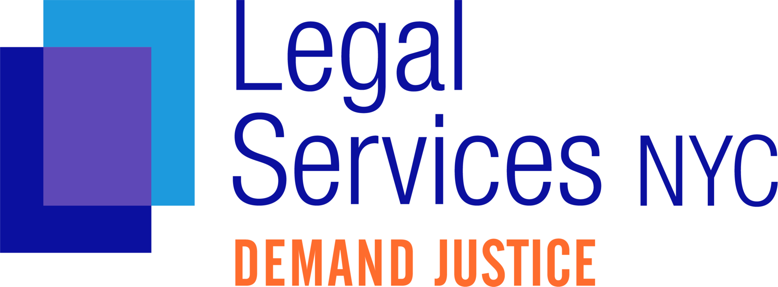 Logo of Legal Services NYC