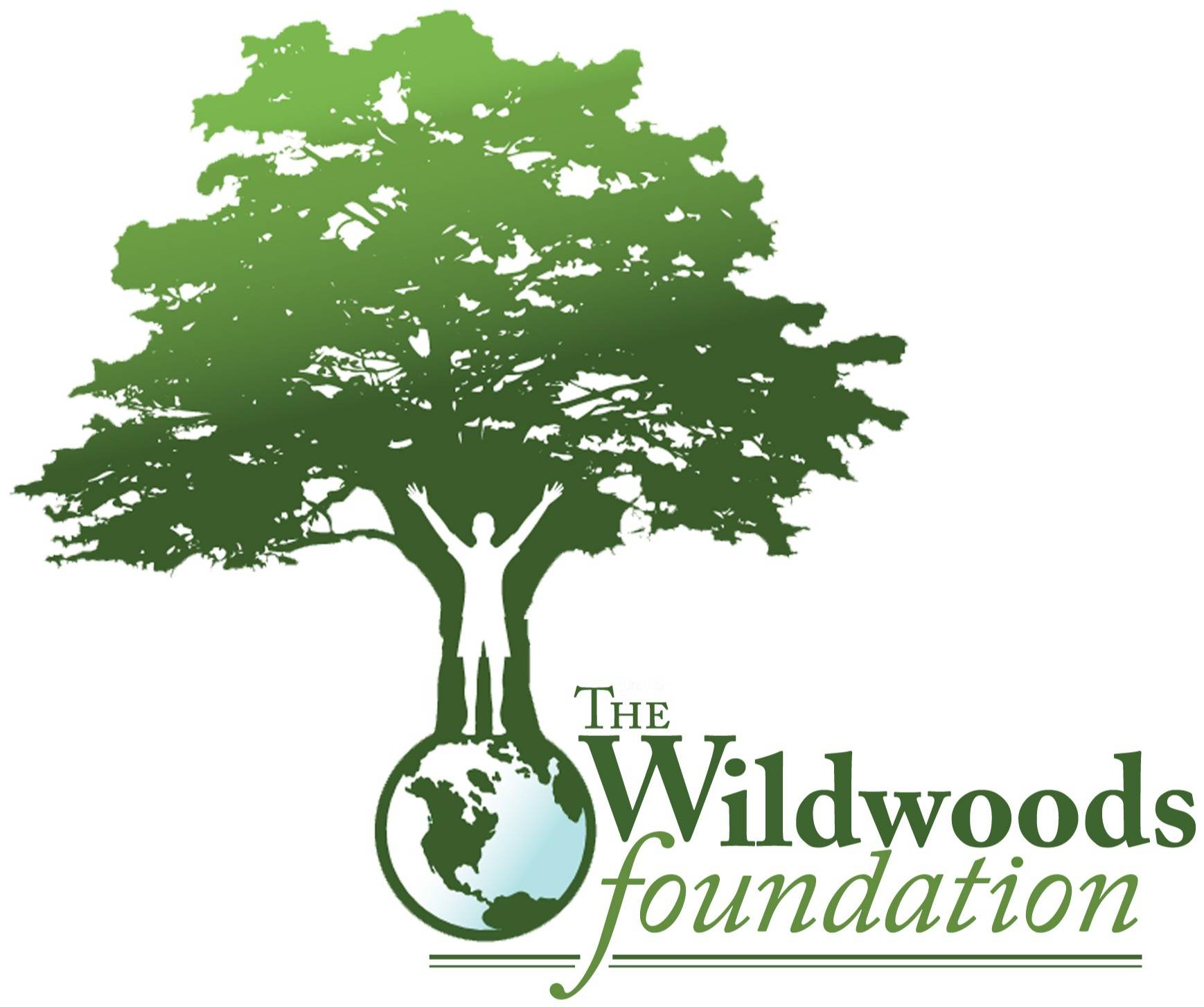 Logo of The Wildwoods Foundation,  a project of Community Partners
