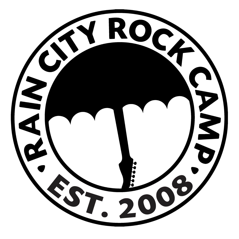 Logo of Rain City Rock Camp
