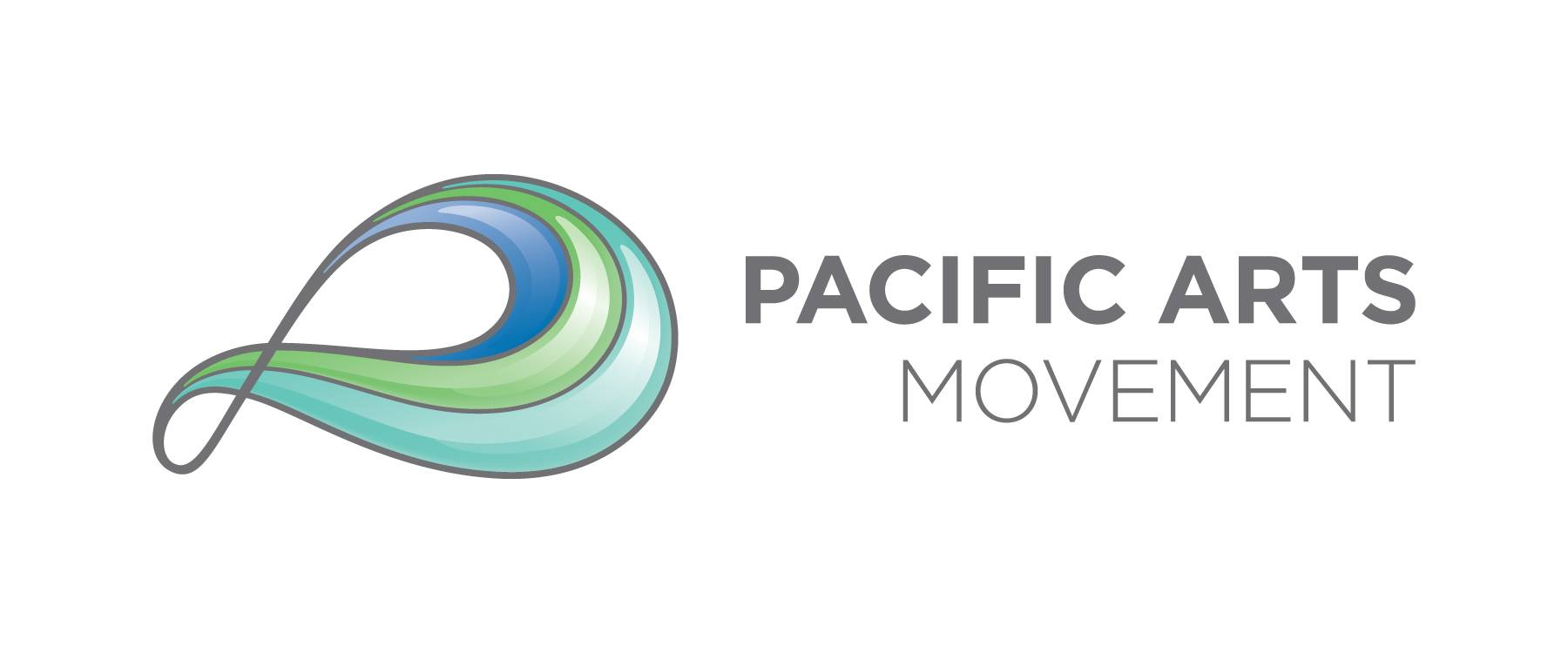 Logo of Pacific Arts Movement