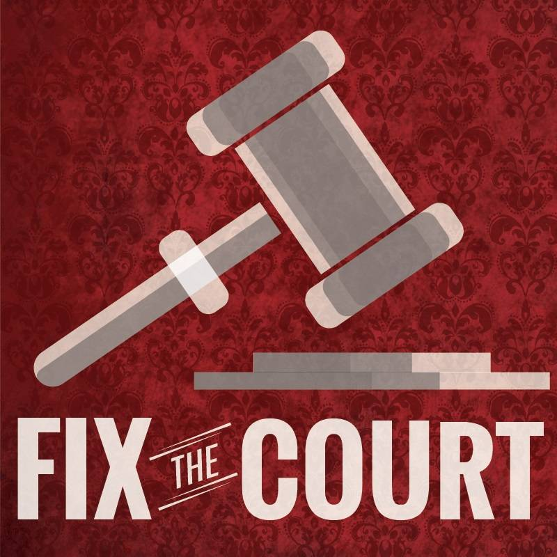 Logo of Fix the Court