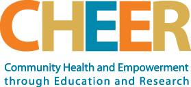 Logo of Community Health and Empowerment through Education and Research
