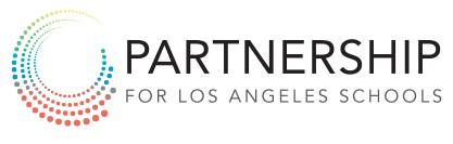 Logo de The Partnership for Los Angeles Schools