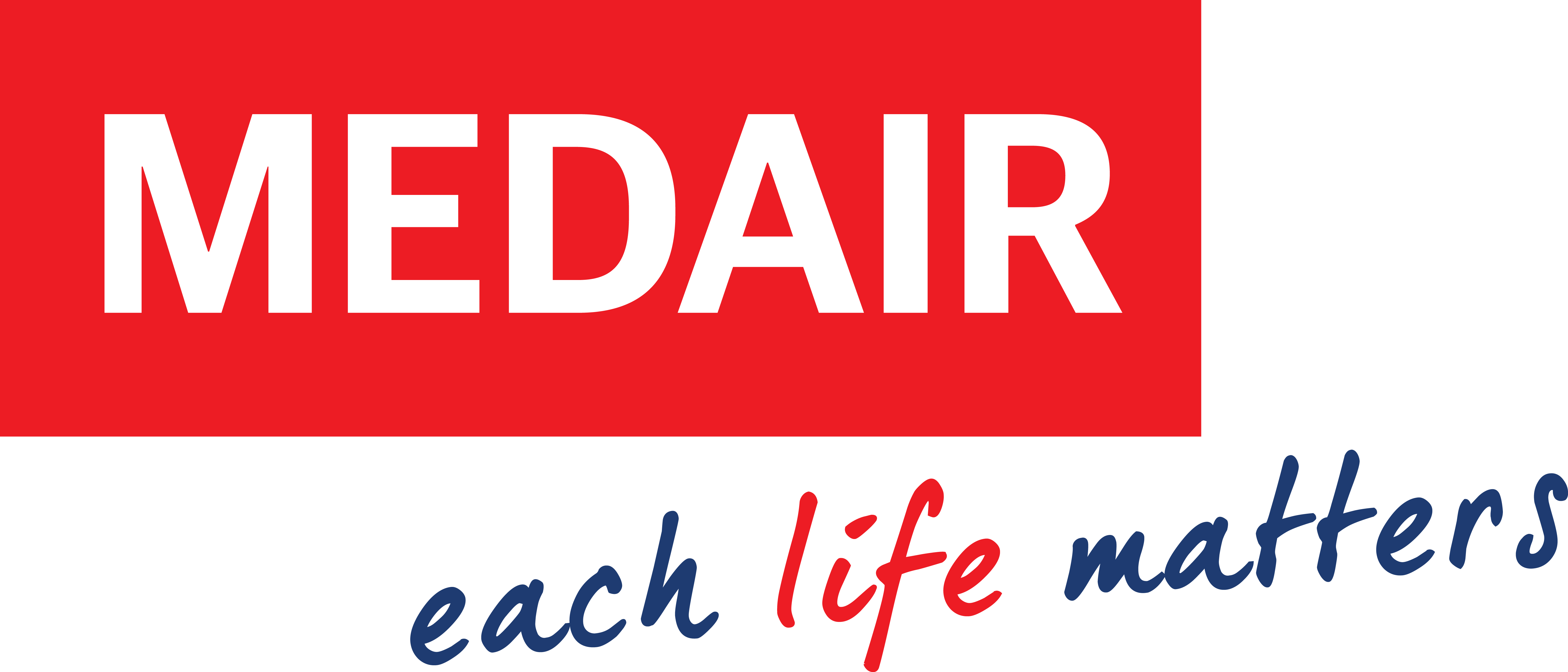 Logo of Medair