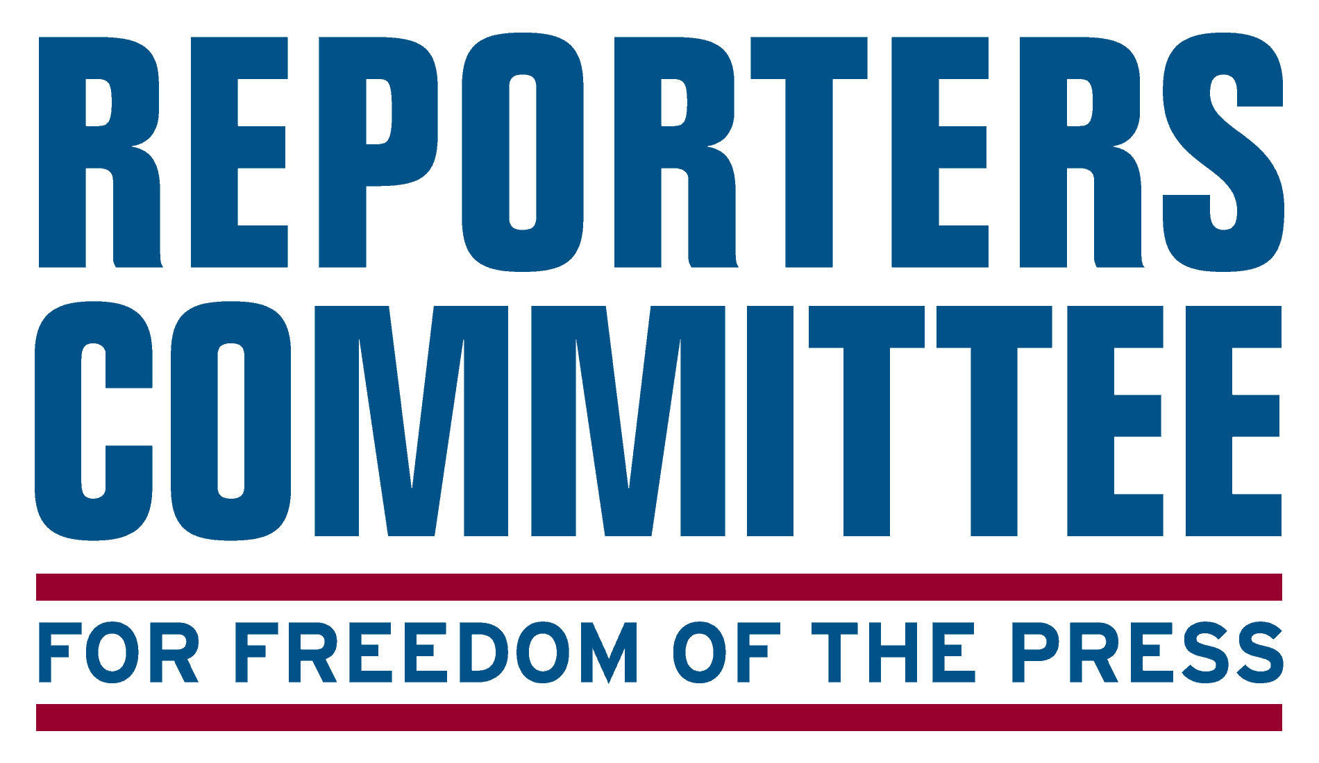 Logo of The Reporters Committee for Freedom of the Press