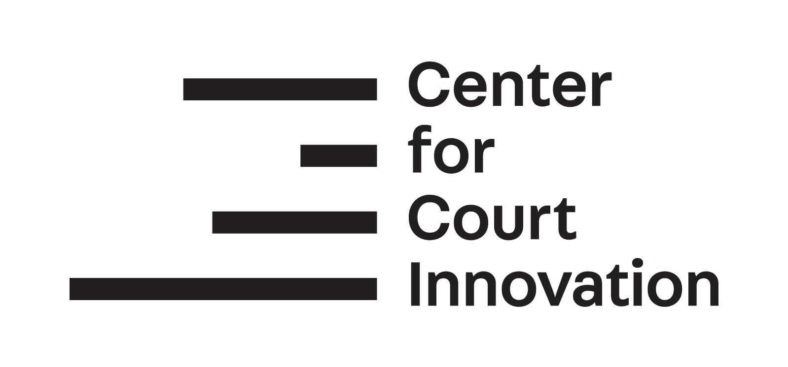 Logo de Center for Court Innovation
