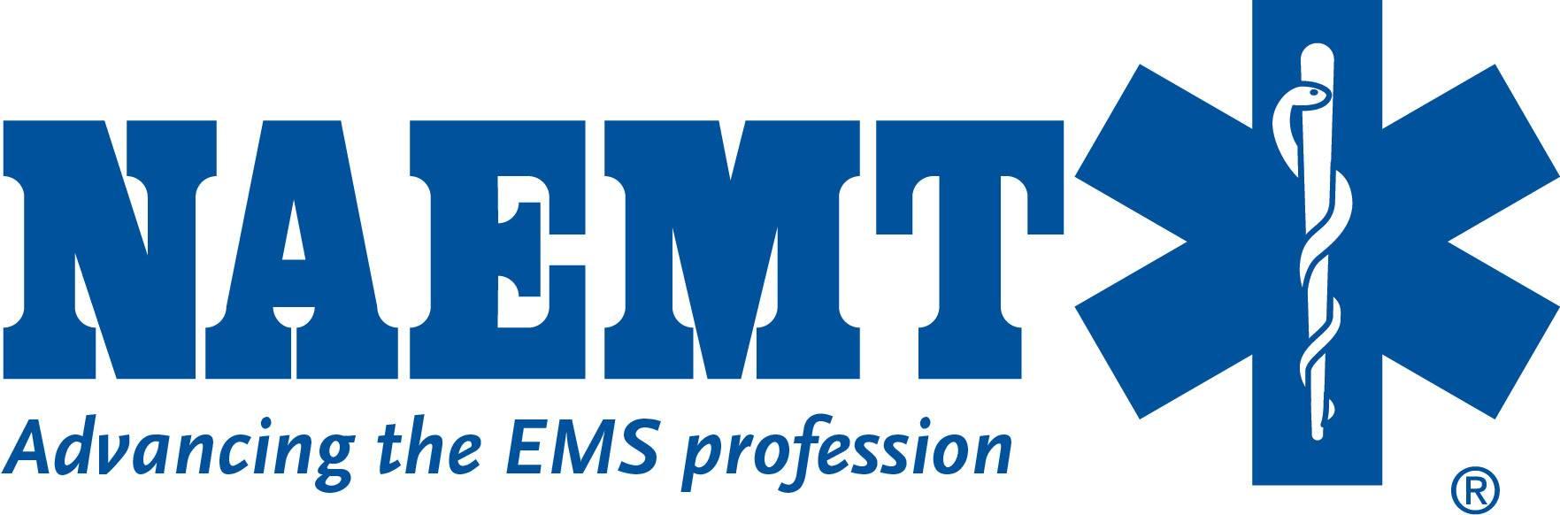 Logo of National Association of Emergency Medical Technicians (NAEMT)