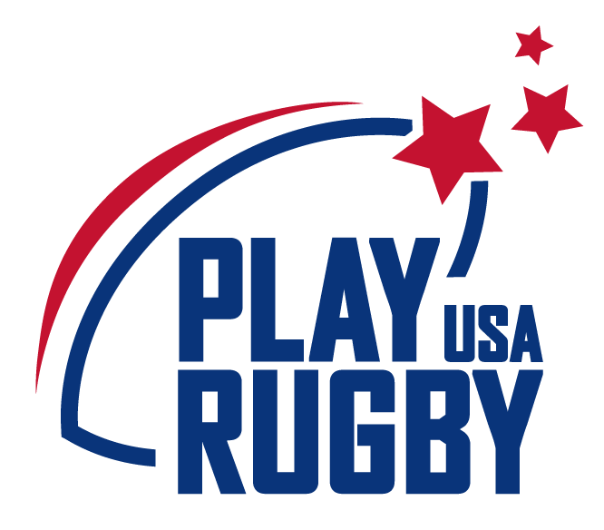 Logo of Play Rugby USA