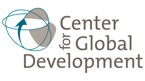 Logo of Center for Global Development